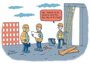 Bladegning om unge og arbejdsmiljø til Magasinet Arbejdsmiljø