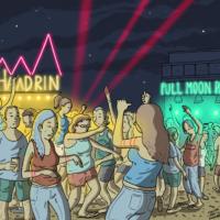 Full moon party, Ko Phangan.